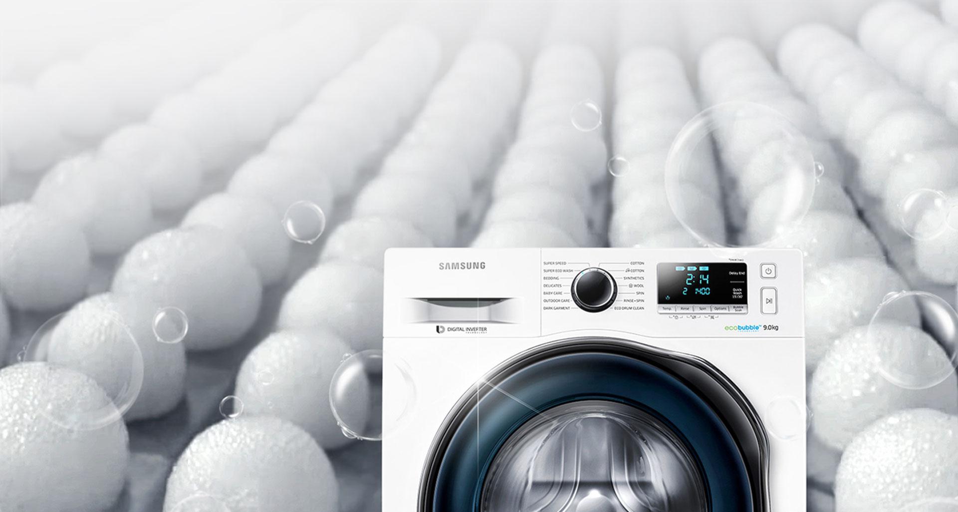 Chroń tkaniny, oszczędzaj energię