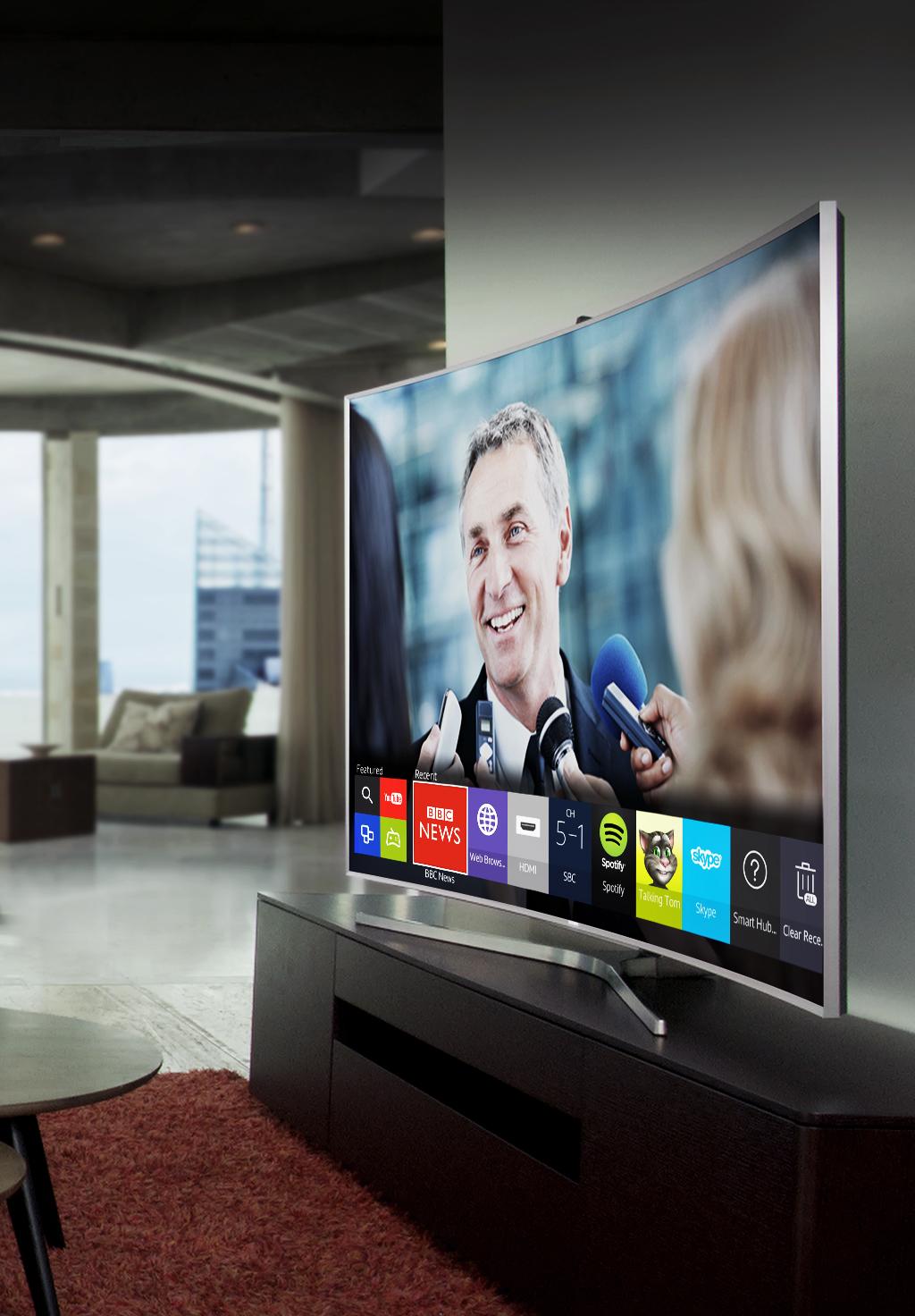 Telewizor Smart TV na miarę XXI wieku