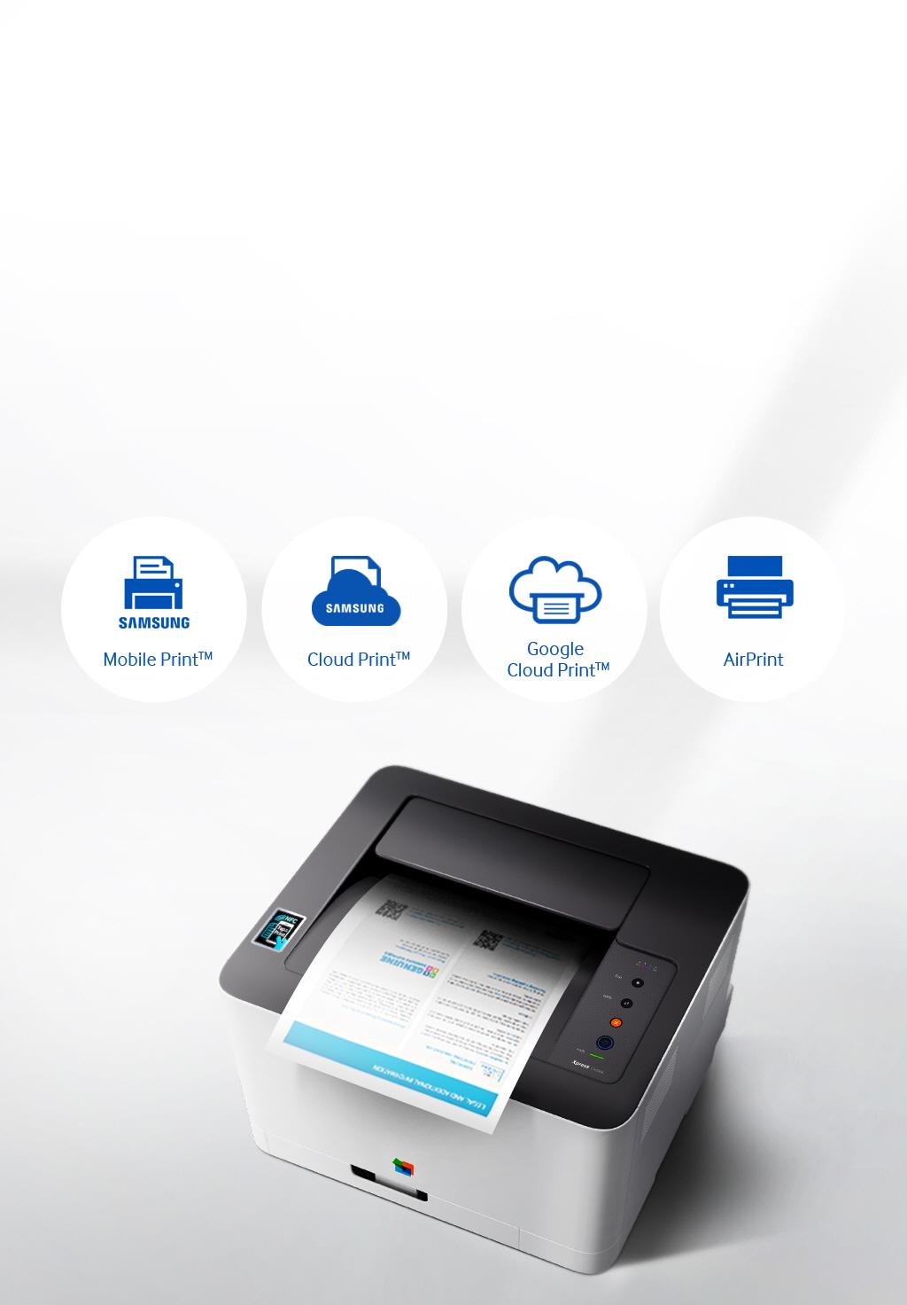 Różne sposoby drukowania mobilnego