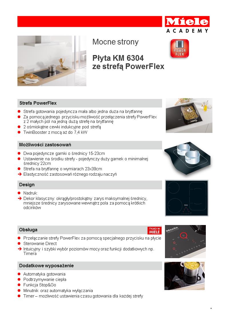 miele km 6304 w. Black Bedroom Furniture Sets. Home Design Ideas