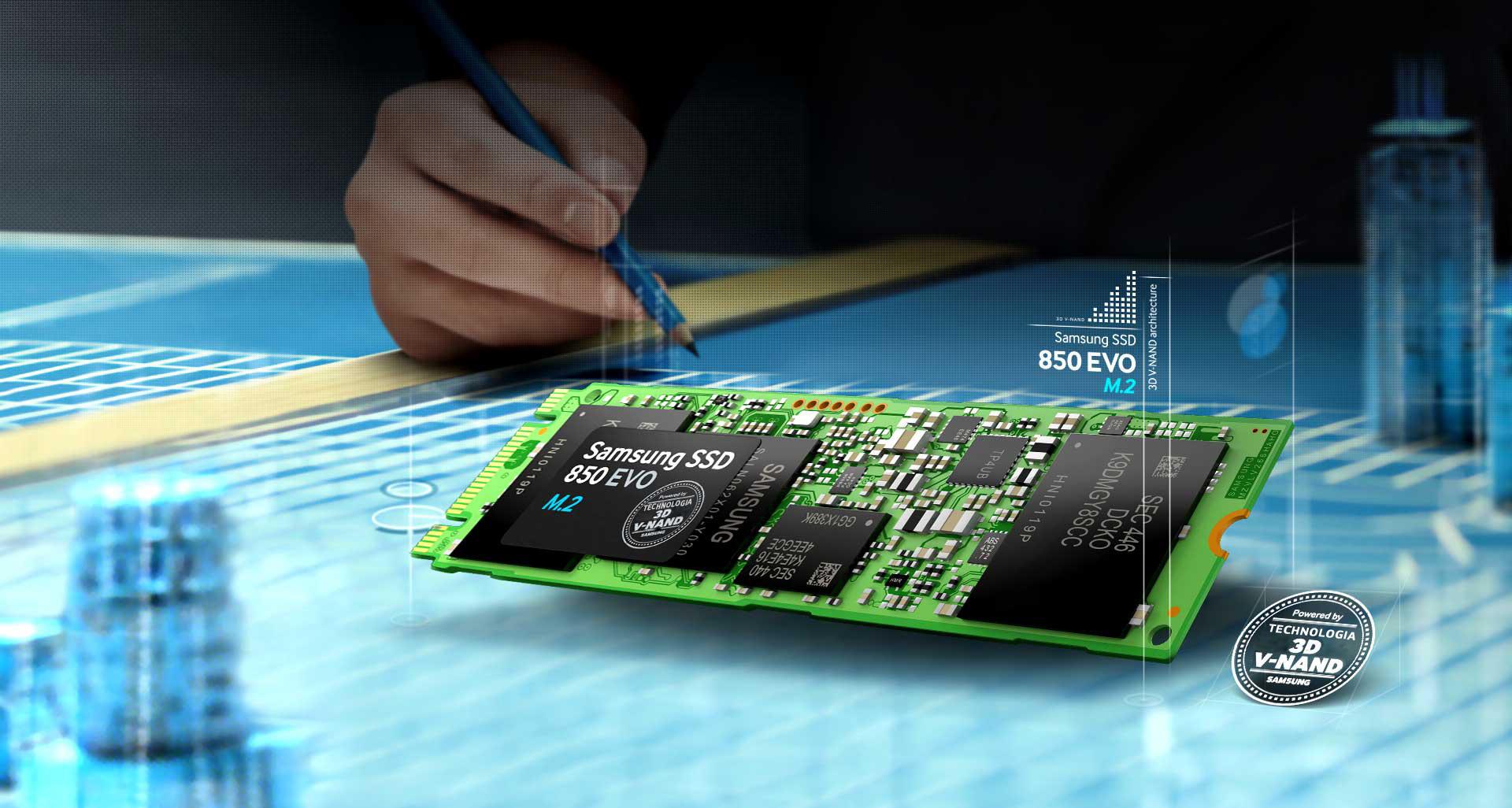 Czym jest 3D V-NAND i czym różni się od istniejącej technologii?