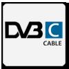Tuner umożliwiający odbiór sygnału w przypadku sieci cyfrowej telewizji kablowej. Tym samym tuner pozwala na odbiór programów z pakietu telewizji cyfrowej.
