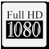 Marketingowa nazwa na określenie formatu charakteryzującego się rozdzielczością 1920x1080 pikseli. Oznacza to, że telewizory wyposażone w Full HD posiadają ekrany z rozdzielczością 1080 linii poziomych oraz 1920 linii pionowych oglądanego obrazu. Full HD jest częścią telewizji wysokiej rozdzielczości HDTV.