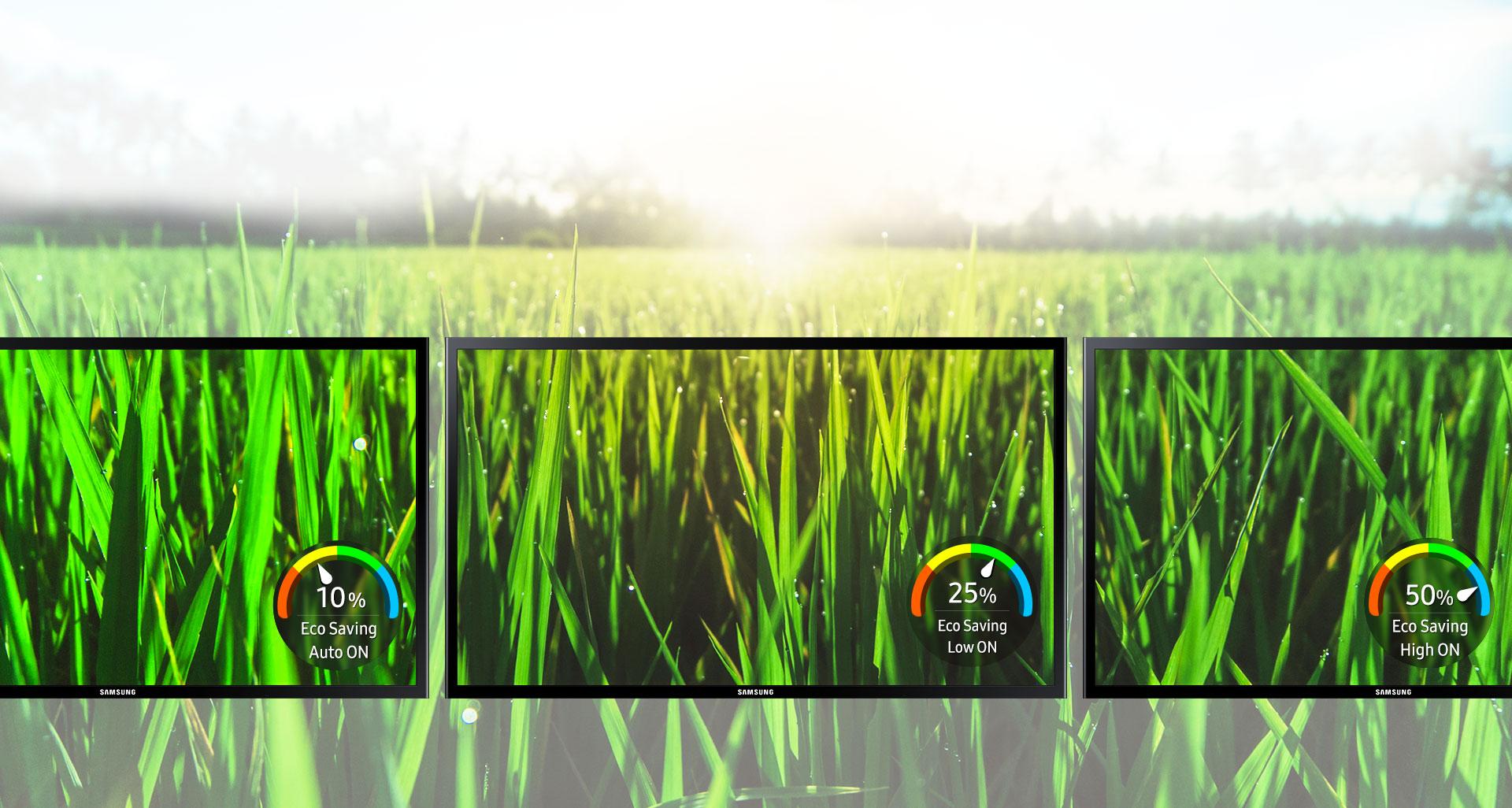 Samsung eko-oszczędności technologia redukuje zużycie energii i wpływu na środowisko