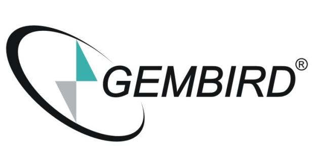 Znalezione obrazy dla zapytania gembird logo