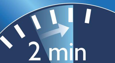 KidTimer pomaga wydłużyć czas czyszczenia zębów