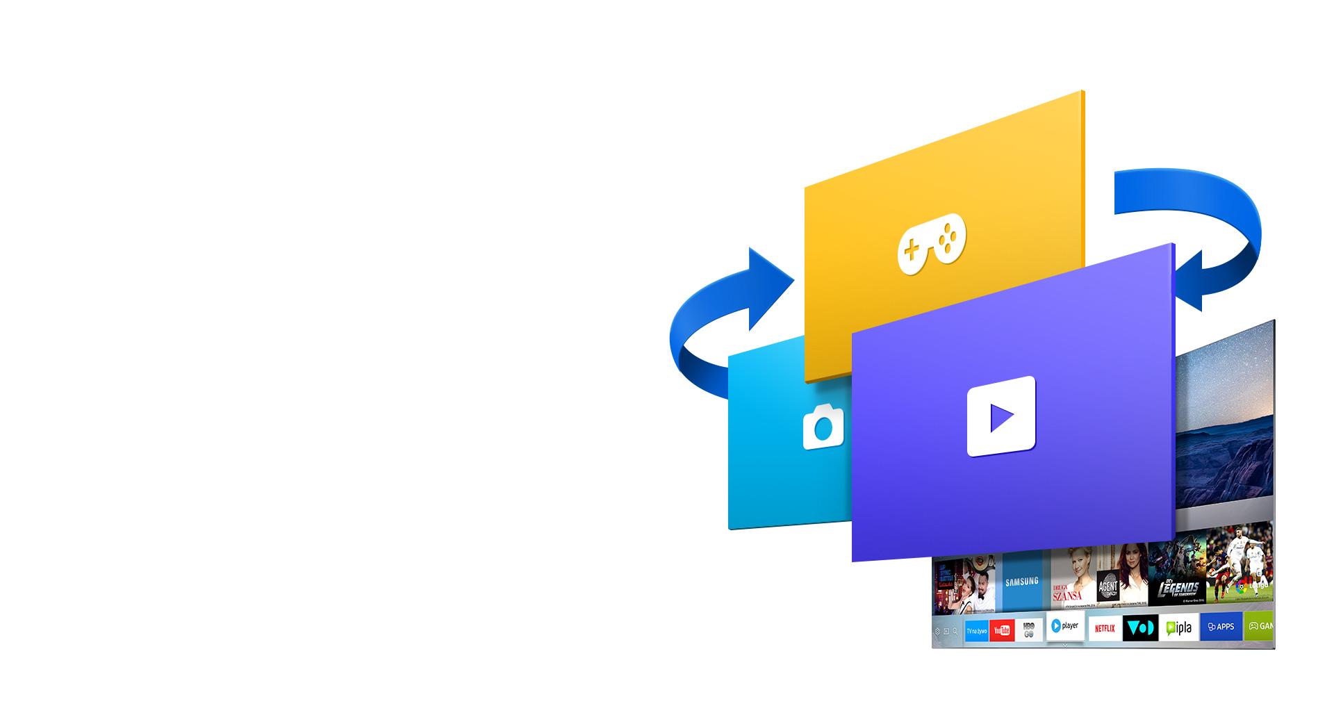 Szybszy Smart TV dzięki Tizen