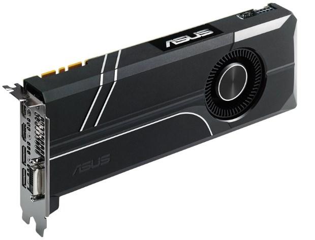 Asus Geforce Turbo Geforce Gtx 1080 8gb Gddr5x 256 Bit Dvi D 2x
