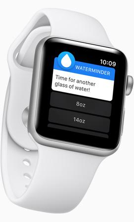 Znalezione obrazy dla zapytania watch WaterMinder