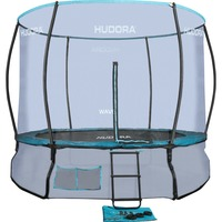 hudora fantastic complete trampoline 300v 65734 w. Black Bedroom Furniture Sets. Home Design Ideas
