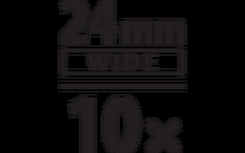 24mm 10x zoom