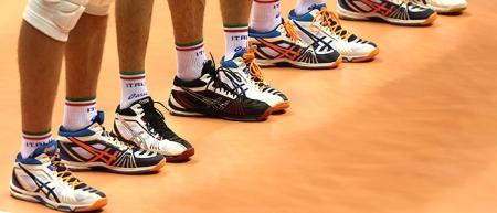 buty sportowe męskie asics do siatkówki