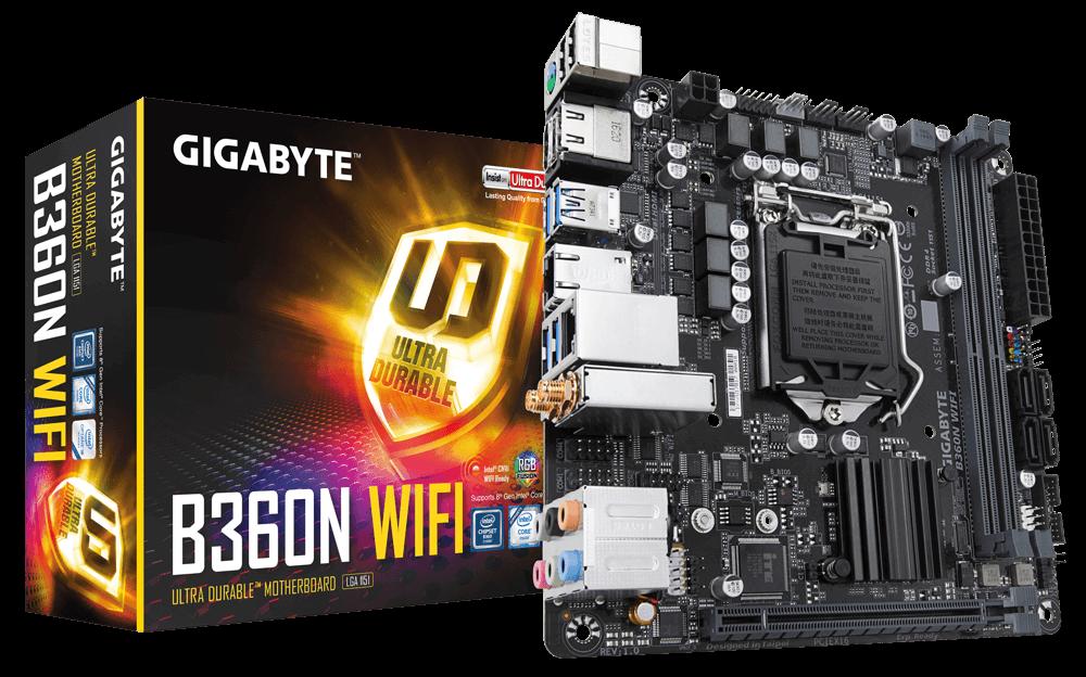 B360N WIFI(1.0)