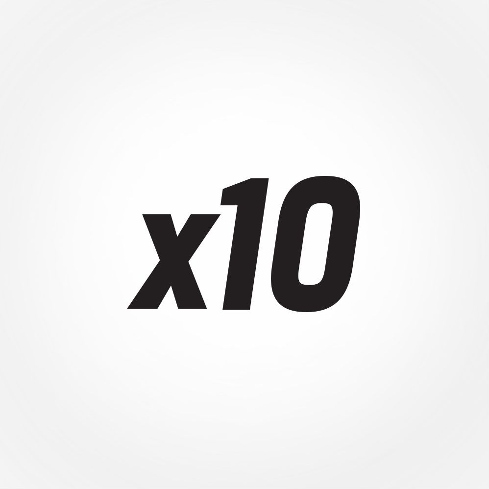10 X szybszy niż tradycyjny dysk twardy