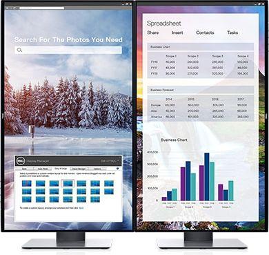 Monitor Dell U2719DC — zmaksymalizuj wydajność