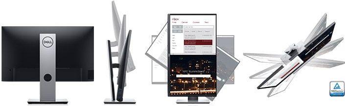 Monitor P2219HC firmy Dell — zaprojektowany z myślą o Twoim stylu pracy
