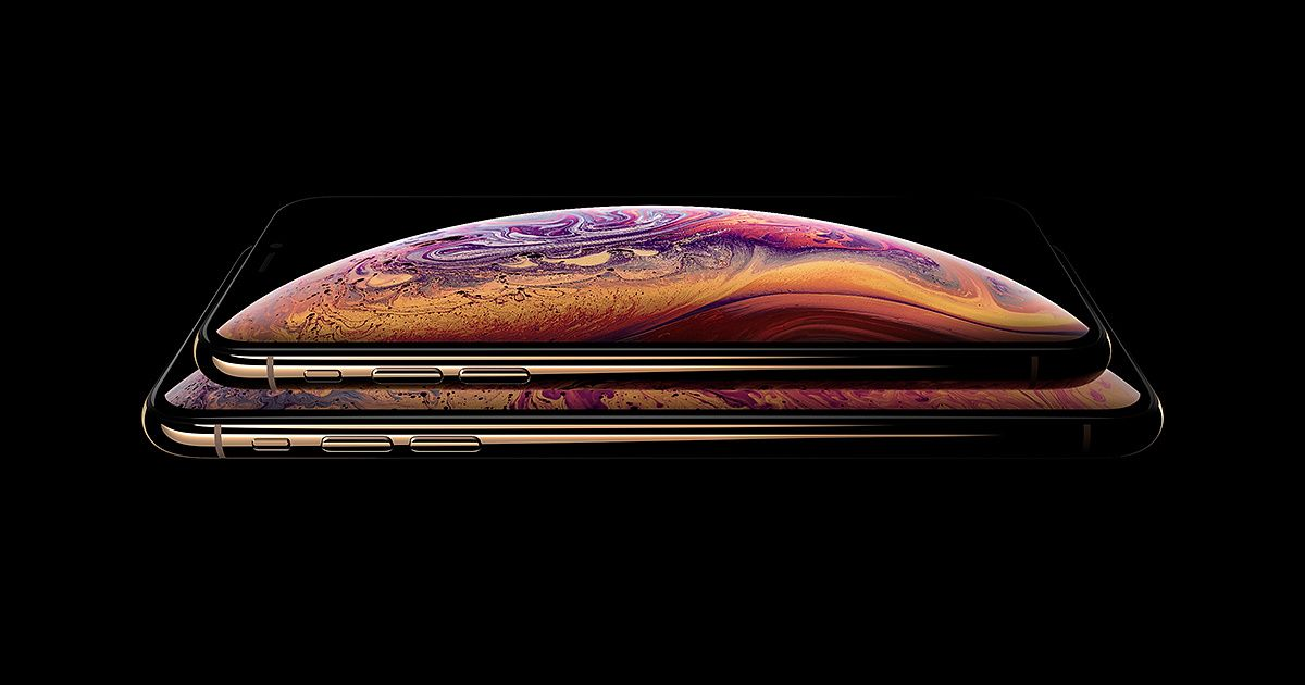 Znalezione obrazy dla zapytania apple iphone xs max site:https://www.apple.com