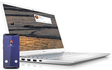 Łączenie urządzeń przy użyciu funkcji Dell Mobile Connect