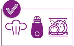 Łatwe użytkowanie i czyszczenie