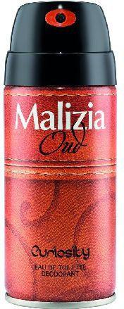 Malizia Oud Dezodorant spray Curiosity dla mężczyzn 150 ml