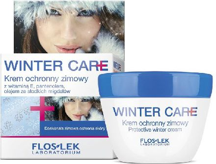 FLOSLEK Floslek Winter Care Krem ochronny 50ml