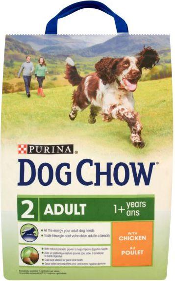 Purina Kurczak Dog Chow Adult