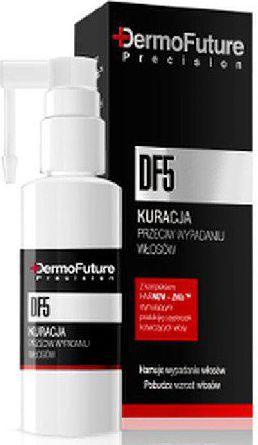 Dermofuture Precision DF5 Men Kuracja przeciw wypadaniu włosów dla mężczyzn 30ml