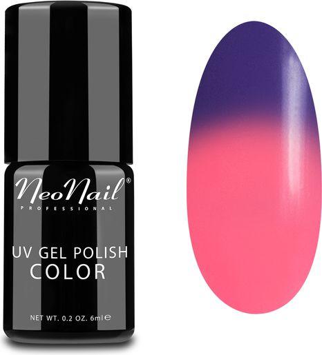 NeoNail Lakier Hybrydowy Termiczny UV Gel Polish Color 5188-1 Woo Woo 6ml