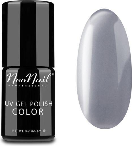 NeoNail Lakier Hybrydowy UV Gel Polish Color 3783-1 Silver Grey 6ml