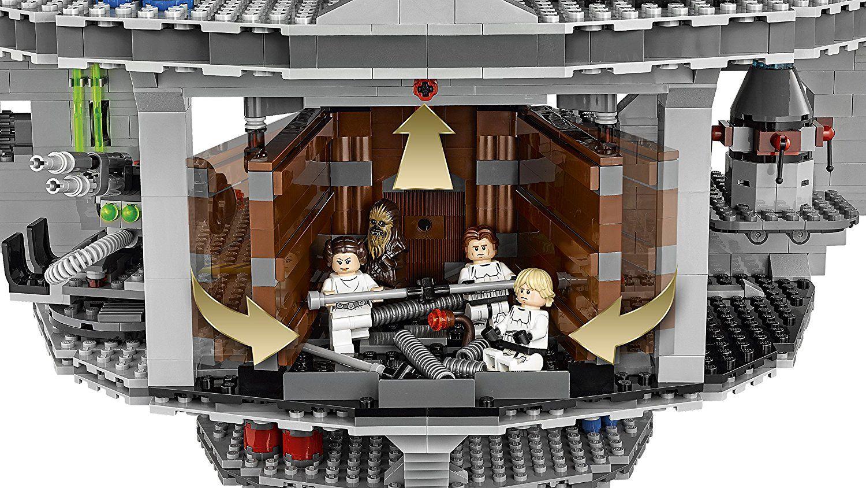 Star Wars Gwiazda Śmierci