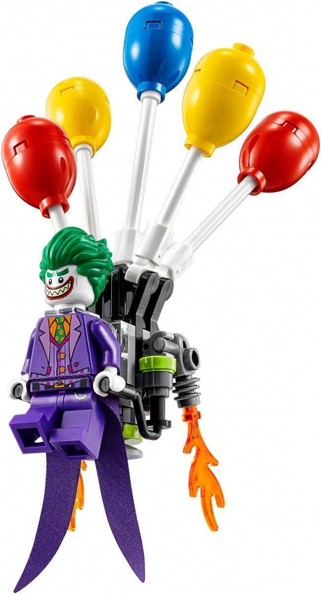 Balonowa ucieczka Jokera