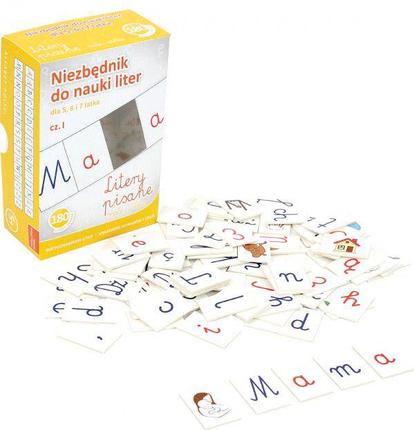 Niezbędnik do nauki liter