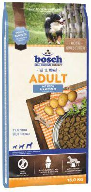 Bosch PIES ADULT Ryba i Ziemniaki