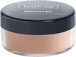 IsaDora Mineral Foundation Powder mineralny podkład do twarzy 02 Light Rose 8g