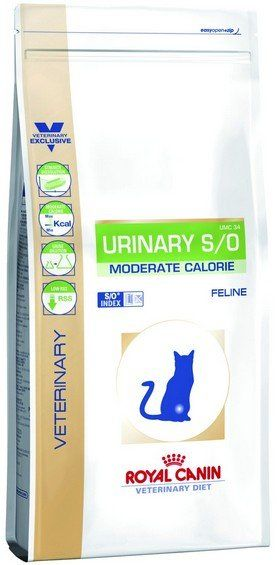 Urinary S/O Moderate Calorie