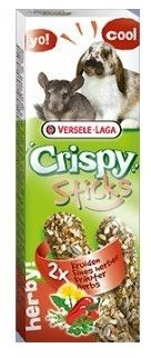 VERSELE-LAGA Crispy Stick Rabbits-Chinchillas Herbs Kolba Ziołowa
