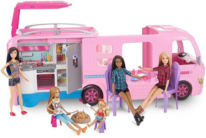 Barbie Wymarzony kamper