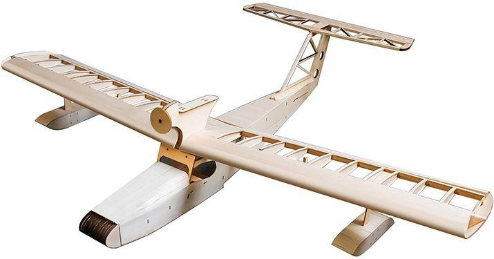 Samolot RC Seaplane Balsa KIT