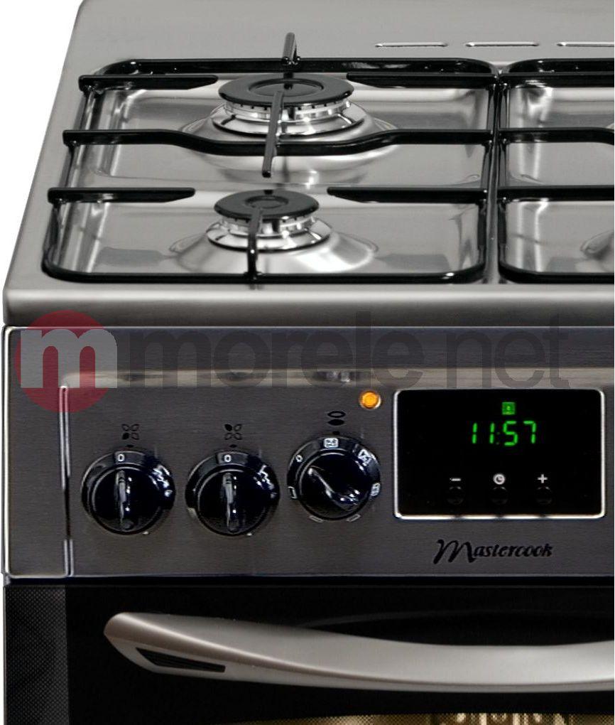 Mastercook KGE 3415 SX DYNAMIC w Morele net -> Kuchnia Gazowo Elektryczna Mastercook