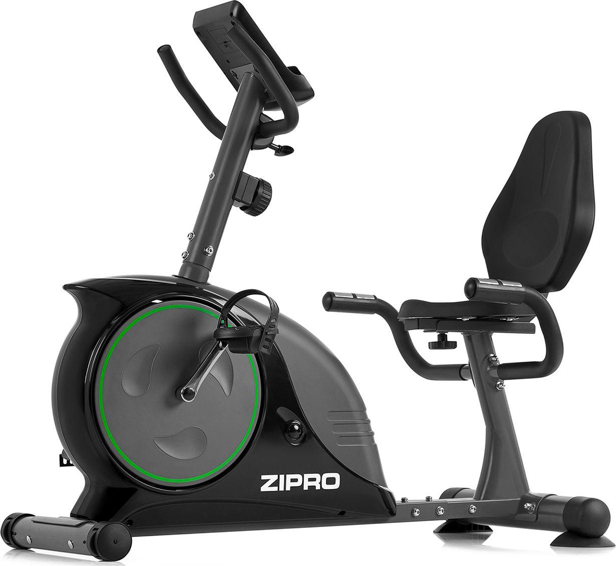 Komputer rower treningowy poziomy Easy Zipro