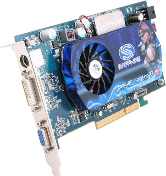 Download ATI Mobility Radeon HD 2600 XT Graphics Driver 8