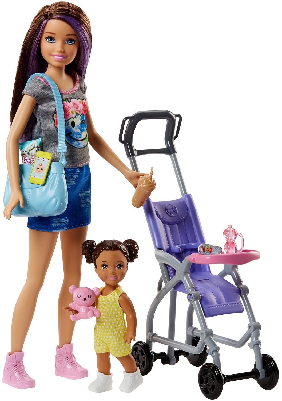 Barbie Skipper opiekunka