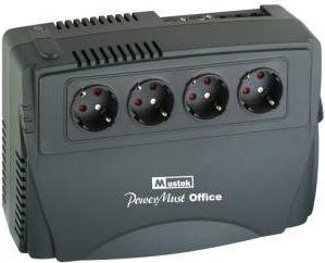 Схема ups mustek powermust 650