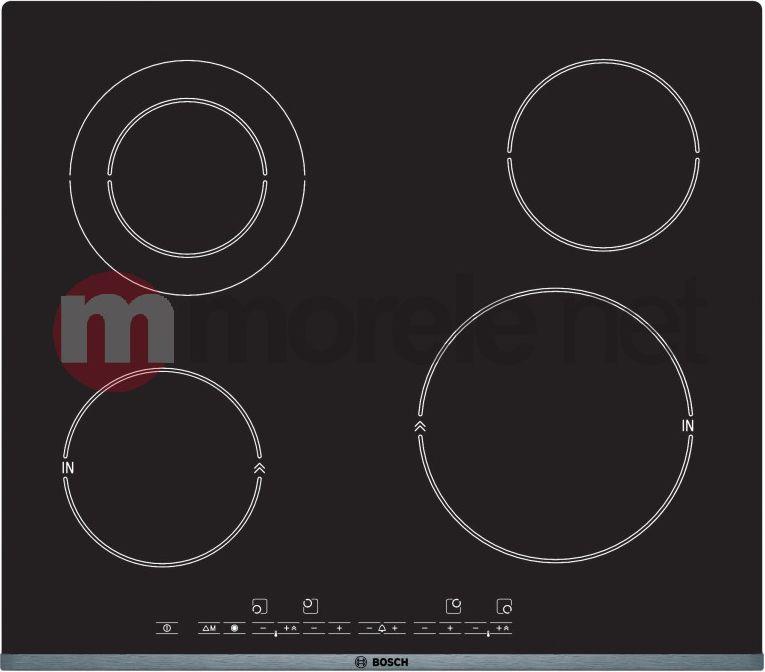 Płyta ceramiczna Bosch PIF 675T01E