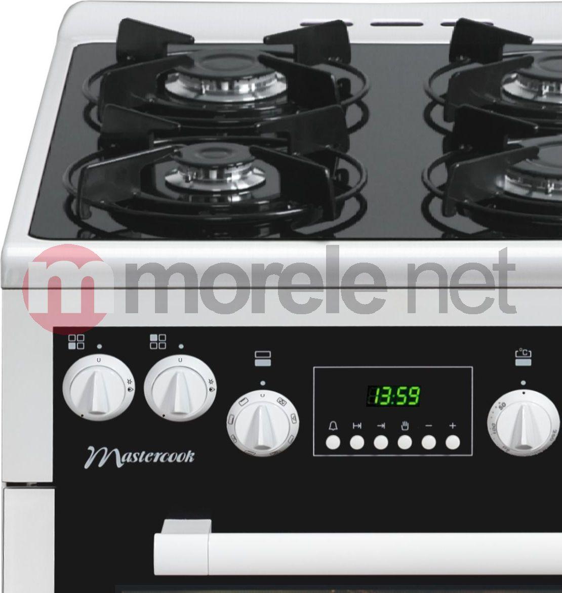 KGE 3490 B FUTURE w Morele net -> Kuchnia Gazowo Elektryczna Mastercook Elegance