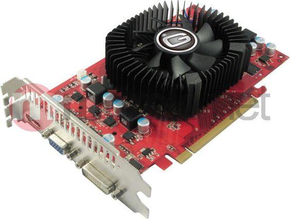 Karta graficzna Gainward GeForce 9800GT 1024MB DDR3/256bit DVI/HDMI PCI-E (550/1800) (Green Edition)