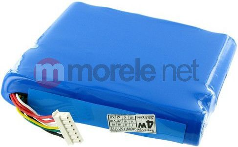 Bateria Whitenergy  Bateria Clevo PortaNote D400 Aristo 2600 CA 7000 4400mAh Li-Ion 14.8V (04814)