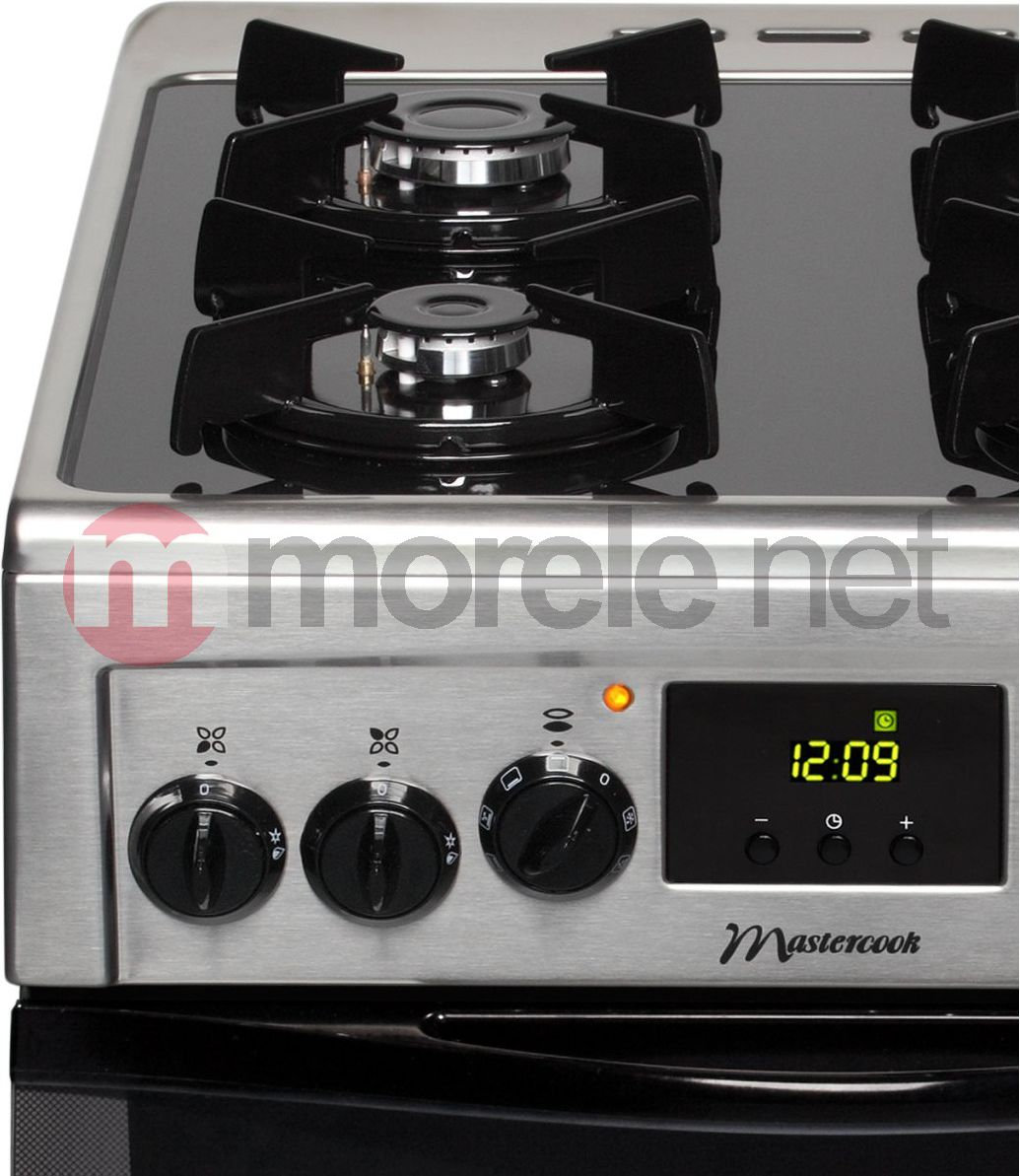 Mastercook KGE 3455 X DYNAMIC w Morele net -> Kuchnia Gazowo Elektryczna Mastercook
