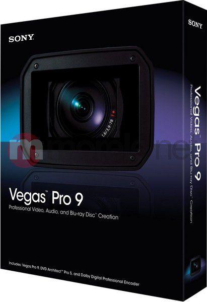 Электронные книги. Все для мобильного. Sony Vegas Movie Studio Pro 9.0 (2