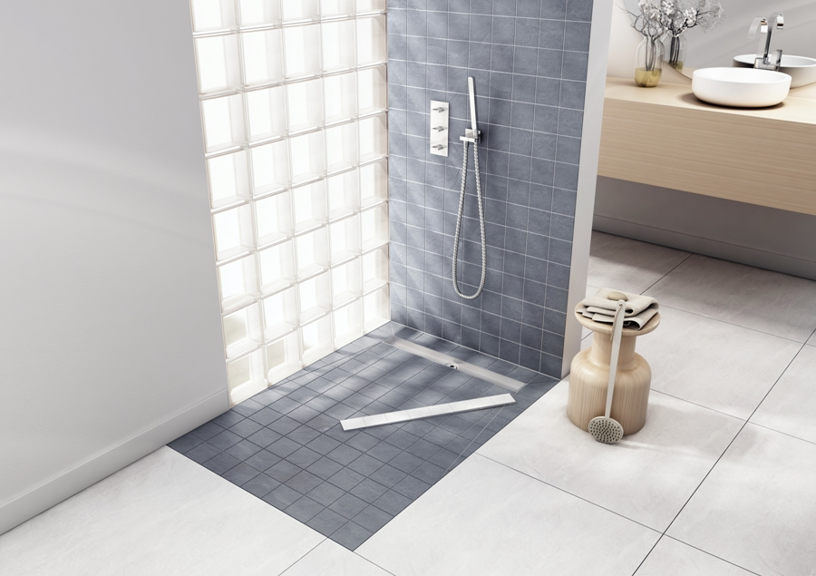 Prysznic Bez Brodzika Jak Wybrać Odpływ Punktowy I Liniowy